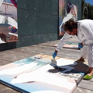 Julian Schnabel: A Private Portrait : Bild