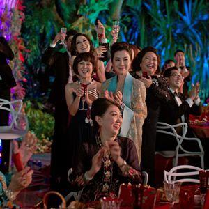 Crazy Rich : Bild Michelle Yeoh