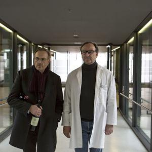 Arthur & Claire : Bild Josef Hader, Rainer Bock