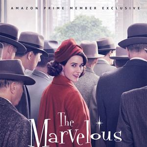 The Marvelous Mrs. Maisel : Kinoposter