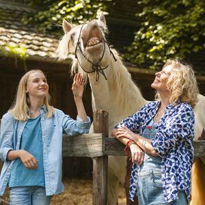 Wendy 2 - Freundschaft für immer : Bild Jule Hermann, Maren Kroymann