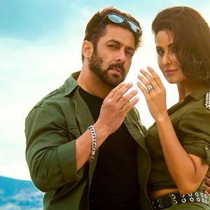 Tiger Zinda Hai : Bild Katrina Kaif, Salman Khan