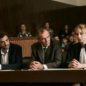 The Insult : Bild Adel Karam, Diamand Bou Abboud, Kamel El Basha
