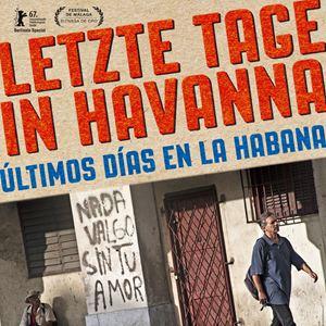 Letzte Tage in Havanna : Kinoposter