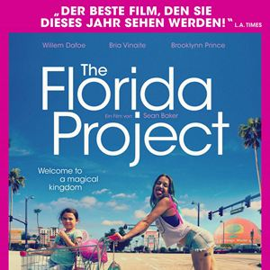 The Florida Project : Kinoposter
