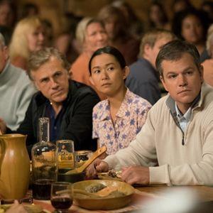 Downsizing : Bild Christoph Waltz, Hong Chau, Matt Damon, Udo Kier