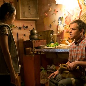 Downsizing : Bild Hong Chau, Matt Damon