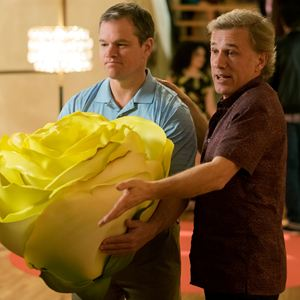 Downsizing : Bild Christoph Waltz, Matt Damon