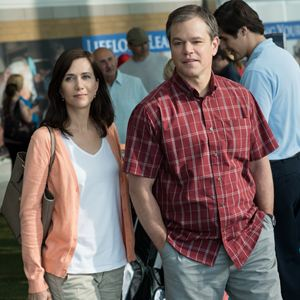 Downsizing : Bild Kristen Wiig, Matt Damon