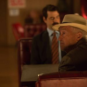 Lucky : Bild David Lynch, Ron Livingston