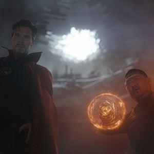 Avengers 3: Infinity War : Bild Benedict Cumberbatch, Benedict Wong