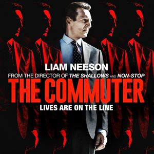 The Commuter : Kinoposter