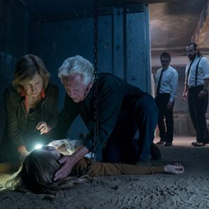 Insidious 4: The Last Key : Bild Angus Sampson, Bruce Davison, Leigh Whannell, Lin Shaye, Spencer Locke