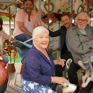 Die Sch'tis in Paris - Eine Familie auf Abwegen : Bild Dany Boon, Guy Lecluyse, Line Renaud, Pierre Richard, Valérie Bonneton