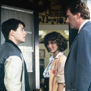 Ferris macht blau : Bild Jeffrey Jones, Jennifer Grey, Matthew Broderick