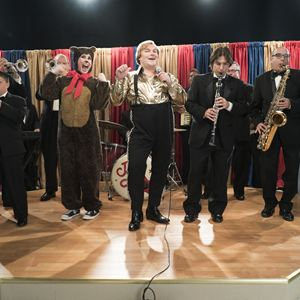 The Polka King : Bild Jack Black, Jason Schwartzman