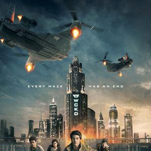 Maze Runner 3 - Die Auserwählten in der Todeszone : Kinoposter