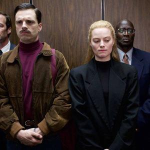 I, Tonya : Bild Margot Robbie, Sebastian Stan