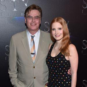 Molly's Game : Vignette (magazine) Aaron Sorkin, Jessica Chastain