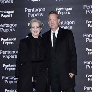 Die Verlegerin : Vignette (magazine) Meryl Streep, Tom Hanks