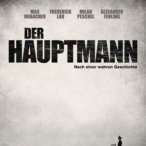 Der Hauptmann : Kinoposter