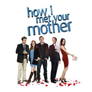 How I Met Your Mother : Kinoposter