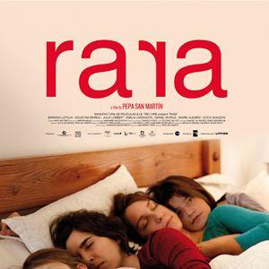 Rara - Meine Eltern sind irgendwie anders : Kinoposter