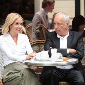 Die Sch'tis in Paris - Eine Familie auf Abwegen : Bild François Berléand, Laurence Arné