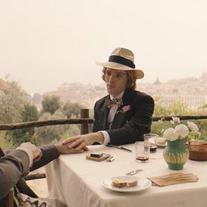 The Happy Prince : Bild Colin Firth, Colin Morgan (II)