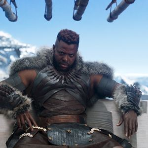 Black Panther : Bild Winston Duke