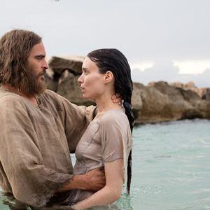 Maria Magdalena : Bild Joaquin Phoenix, Rooney Mara