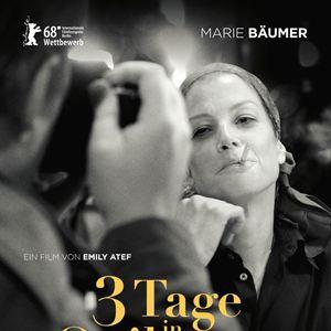 3 Tage in Quiberon : Kinoposter