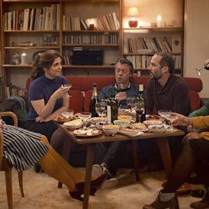Madame Aurora und der Duft von Frühling : Bild Agnès Jaoui, Eric Viellard, Fanny Glissant, Pascale Arbillot, Sébastien Lalanne