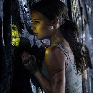Tomb Raider : Bild Alicia Vikander