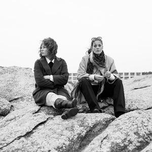3 Tage in Quiberon : Bild Birgit Minichmayr, Marie Bäumer