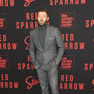 Red Sparrow : Vignette (magazine) Joel Edgerton