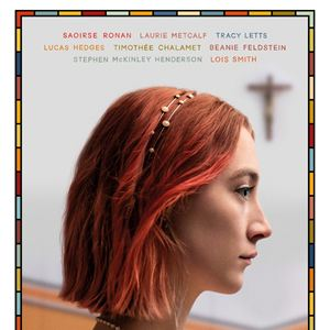 Lady Bird : Kinoposter