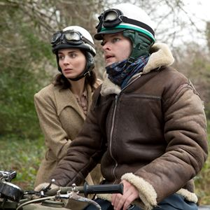 Ein verborgenes Leben - The Secret Scripture : Bild Jack Reynor, Rooney Mara