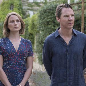 Bild Anna Madeley, Benedict Cumberbatch