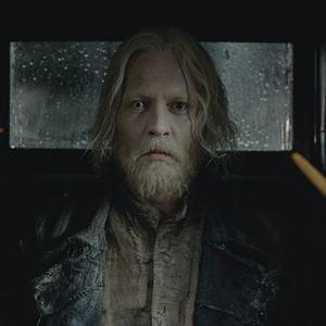 Phantastische Tierwesen 2: Grindelwalds Verbrechen : Bild Johnny Depp
