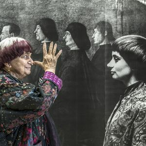 Augenblicke: Gesichter einer Reise : Bild Agnès Varda