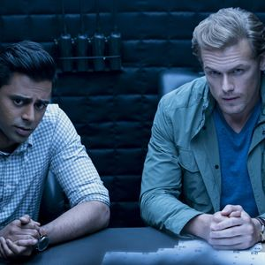 Bad Spies : Bild Hasan Minhaj, Sam Heughan