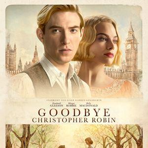Goodbye Christopher Robin : Kinoposter