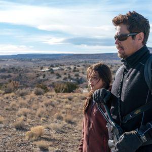 Sicario 2 : Bild Benicio Del Toro, Isabela Moner