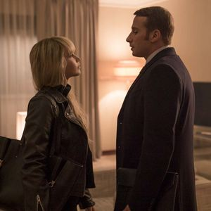 Red Sparrow : Bild Jennifer Lawrence, Matthias Schoenaerts