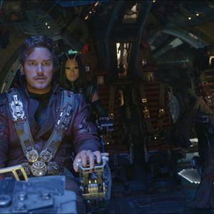 Avengers 3: Infinity War : Bild Chris Pratt, Pom Klementieff