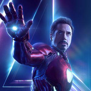 Avengers 3: Infinity War : Kinoposter