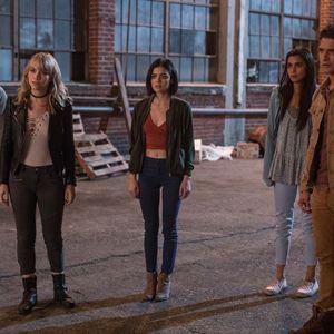 Wahrheit oder Pflicht : Bild Hayden Szeto, Lucy Hale, Sophia Taylor Ali, Tyler Posey, Violett Beane