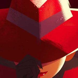 Carmen Sandiego : Kinoposter