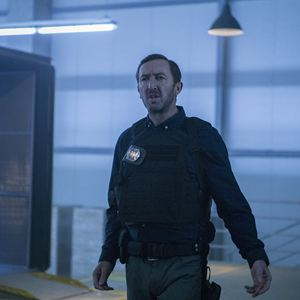 The Hurricane Heist : Bild Ralph Ineson